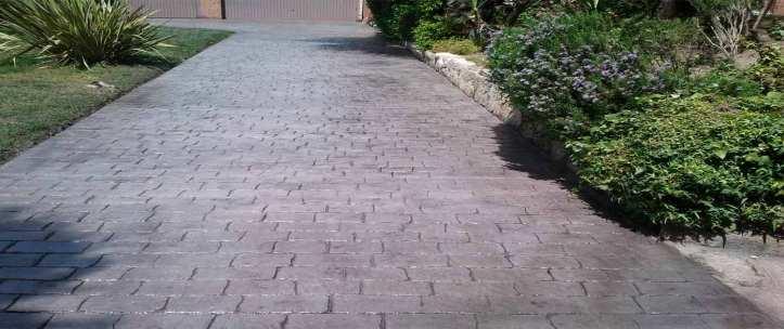 Hormig n impreso madrid elige pavimentos con garant a de - Hormigon impreso en madrid ...